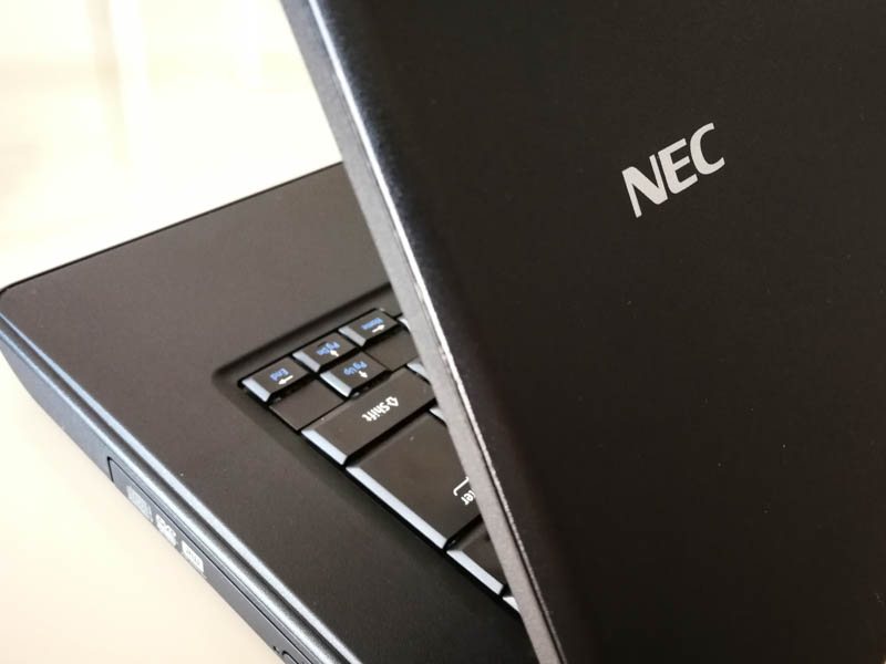 NEC VersaPro J タイプVA Core2Duo P8700 4GB SSD 120GB 15.6 Win10