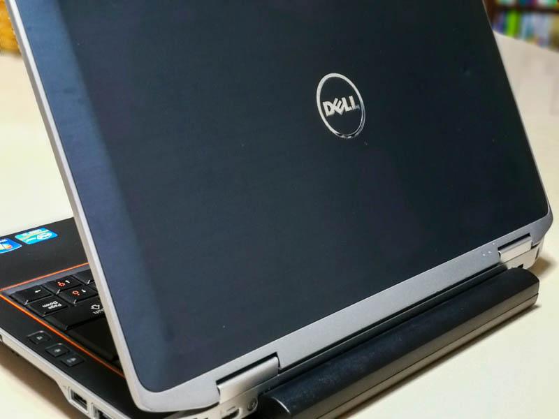 Dell Latitude E6320 i5-2520M 4GB SSD 120GB 13.3 Win10