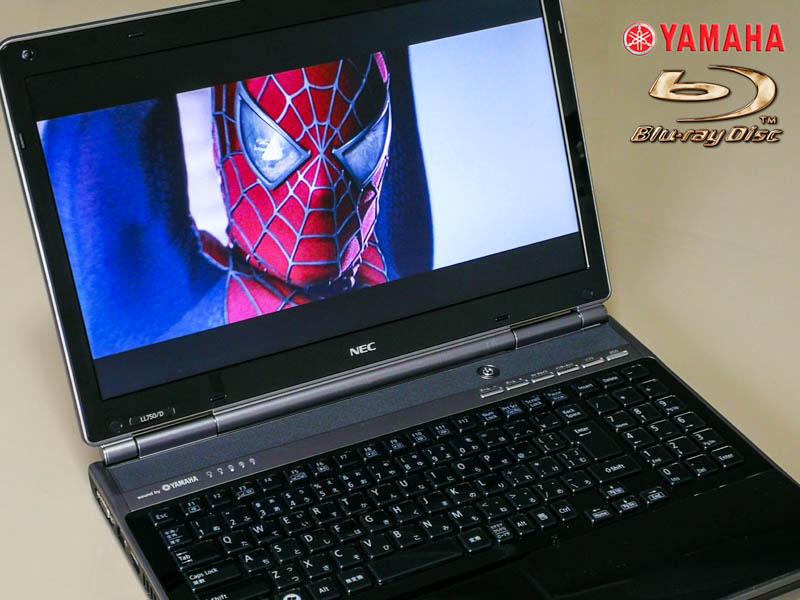 NEC PC-LL750DS6B Sound by Yamaha Core i5-2410M 4GB HDD/500GB Blu-Ray/Multi 15.6  BatteryHealth/94% Win10