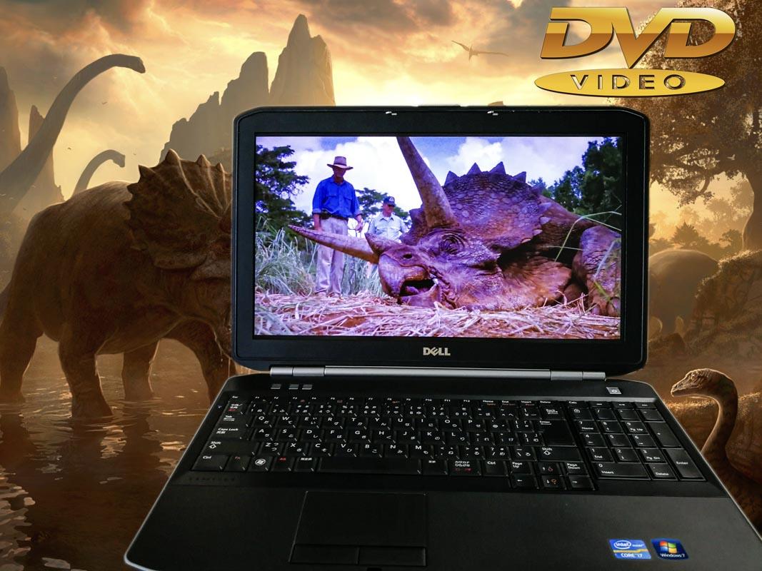 Dell Latitude E5520  fHD i7 4GB  320GB(HDD)  DVD(Super Multi) 15.6(1920×1080)  Win10